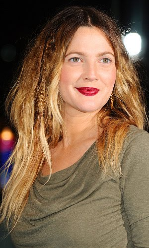 drew barrymore balayage. pm traceydrew barrymore