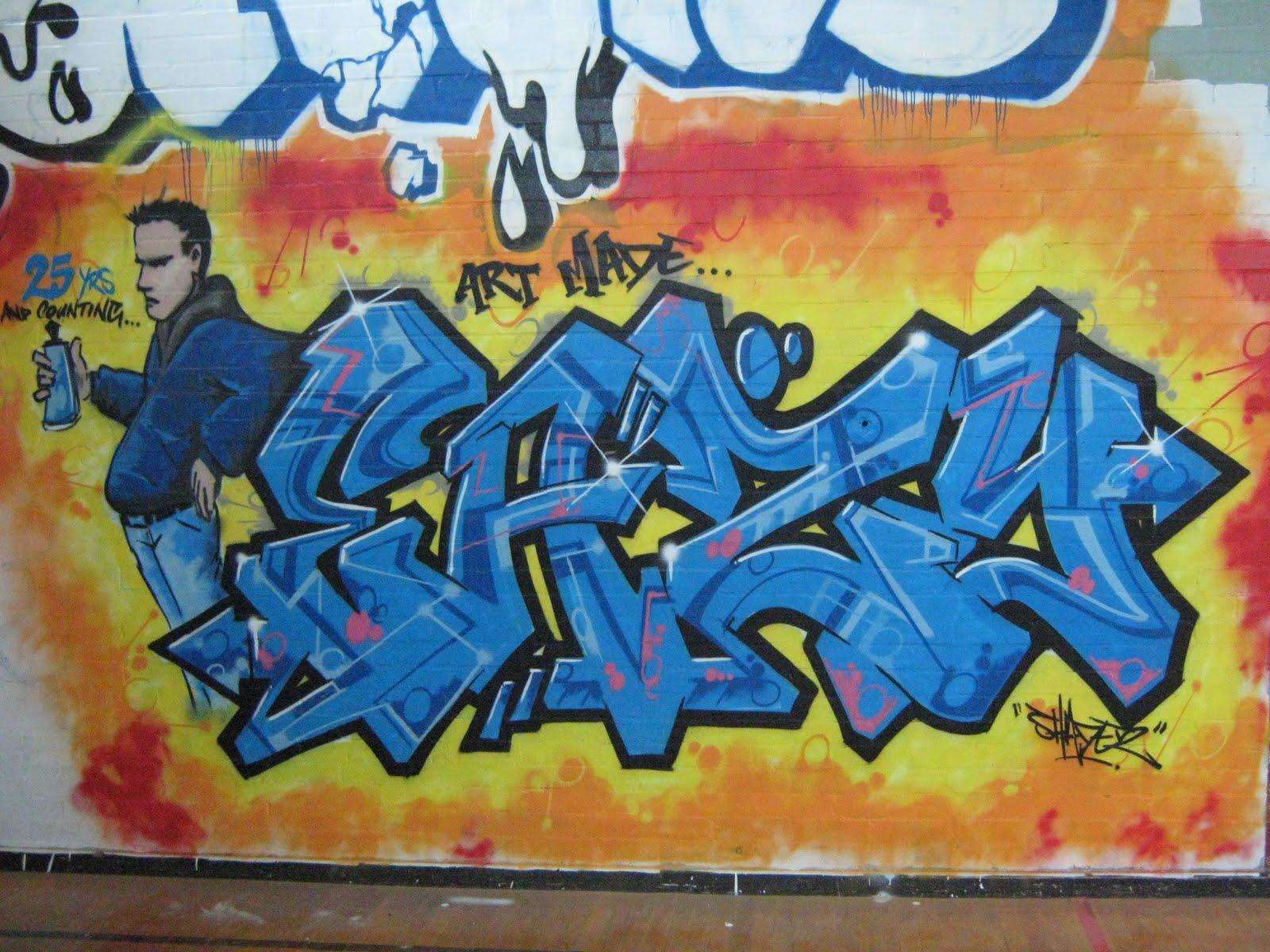 Art made easy graffiti blog - Graffiti simple ...