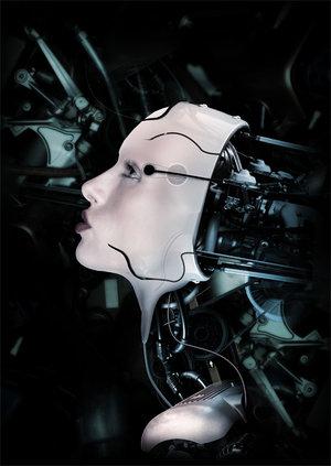 DOS FORMAS DE ARTE - Página 2 Robot