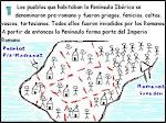 Historieta origen del español