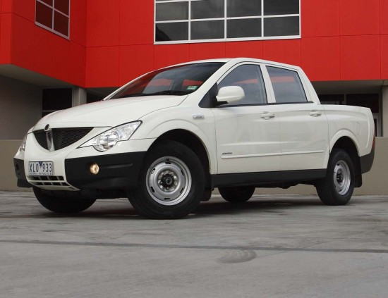 Monster Designs 2006 Ssangyong Actyon Sports