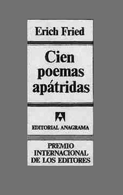 Erich Fried - Cien Poemas Apátridas
