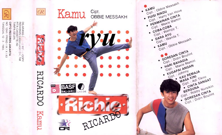 Richie ricardo ( album kamu )