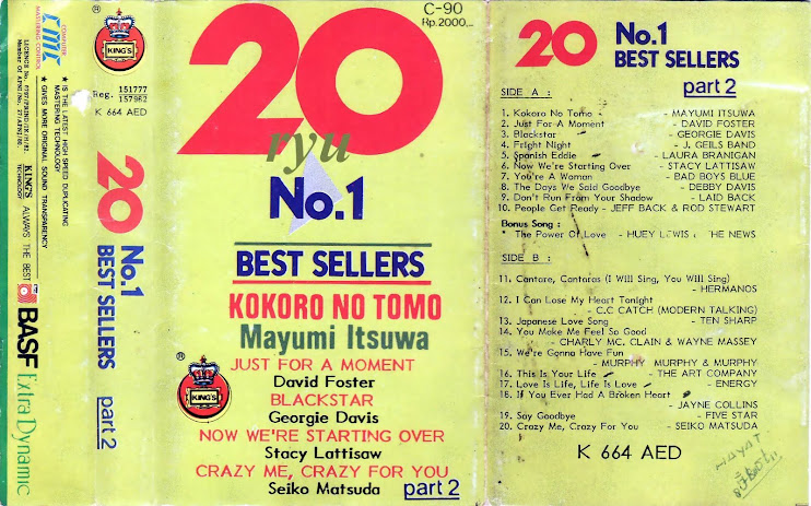 20 no.1 best seller's
