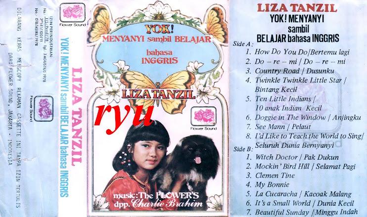 Liza tanzil  (album yok menyanyi sambil belajar bahasa inggris)