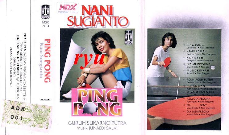 Nani soegianto ( album ping pong )