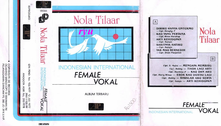 Nola tilaar ( album indonesian international female vocal )