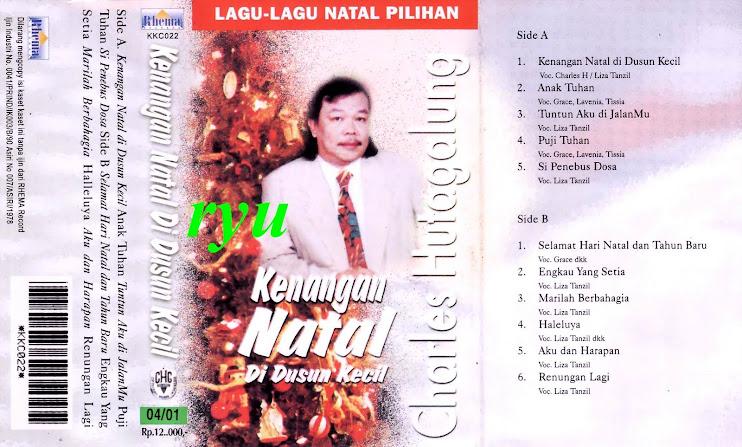Charles hutagalung ft liza tanzil ( album kenangan natal didusun kecil )