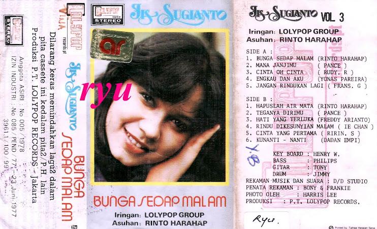 Iis soegianto ( album bunga sedap malam )