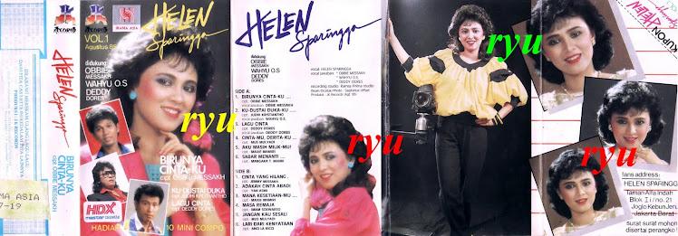 Helen sparingga ( album birunya cintaku )