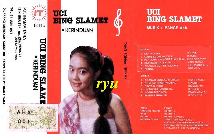 Uci bing slamet ( album kerinduan )