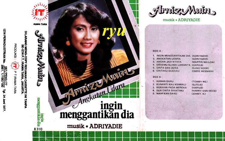 Arniz muin ( album ingin menggantikan dia )