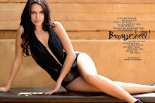 Neha Dhupia on the beach