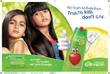 Fructis Kids