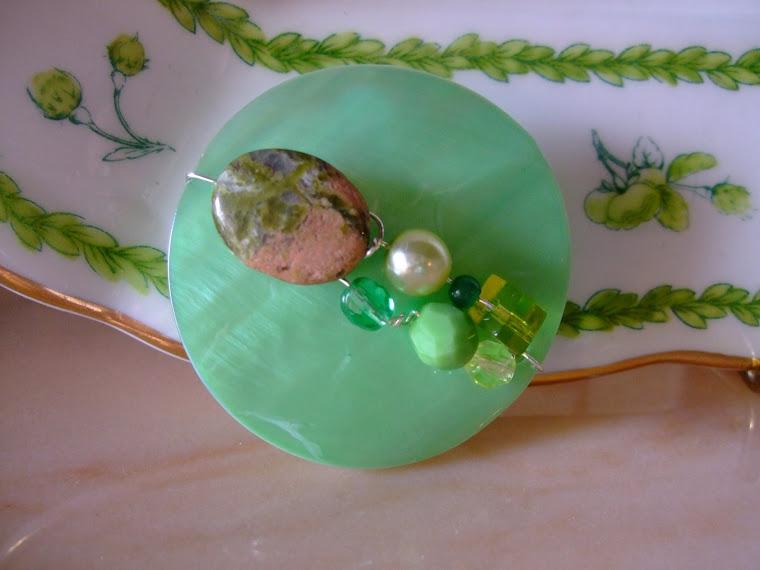 Alfinete Verde