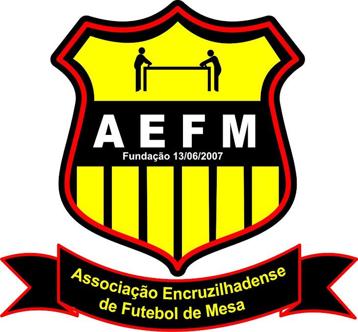 ASSOCIAÇÃO ENCRUZILHADENSE DE FUTEBOL DE MESA/CEFM