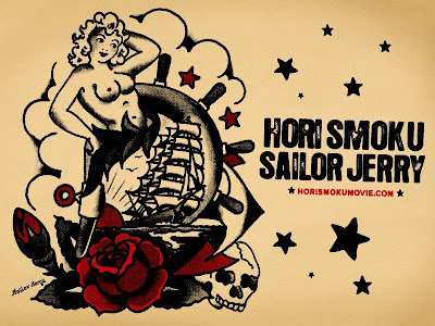 sailor jerry tattoos. Hori Smoku Sailor Jerry is a