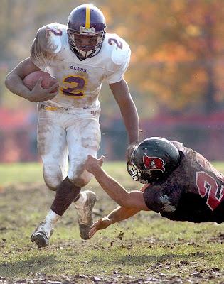 Taylor Turek #30 during Thursday's game at Hatboro Horsham High School.