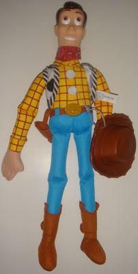 Promoção Um Boneco do Woody Toy Story