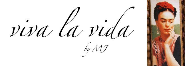 Viva la Vida by MJ