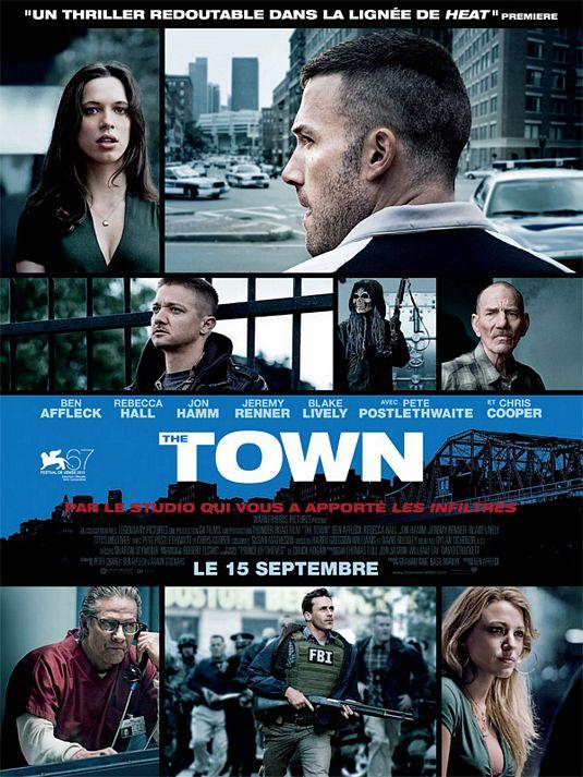 ქურდების ქალაქი (ქართულად) The Town / Город воров