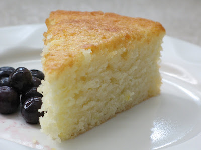 Rose's Recipes: French Yogurt Cake with Lemon