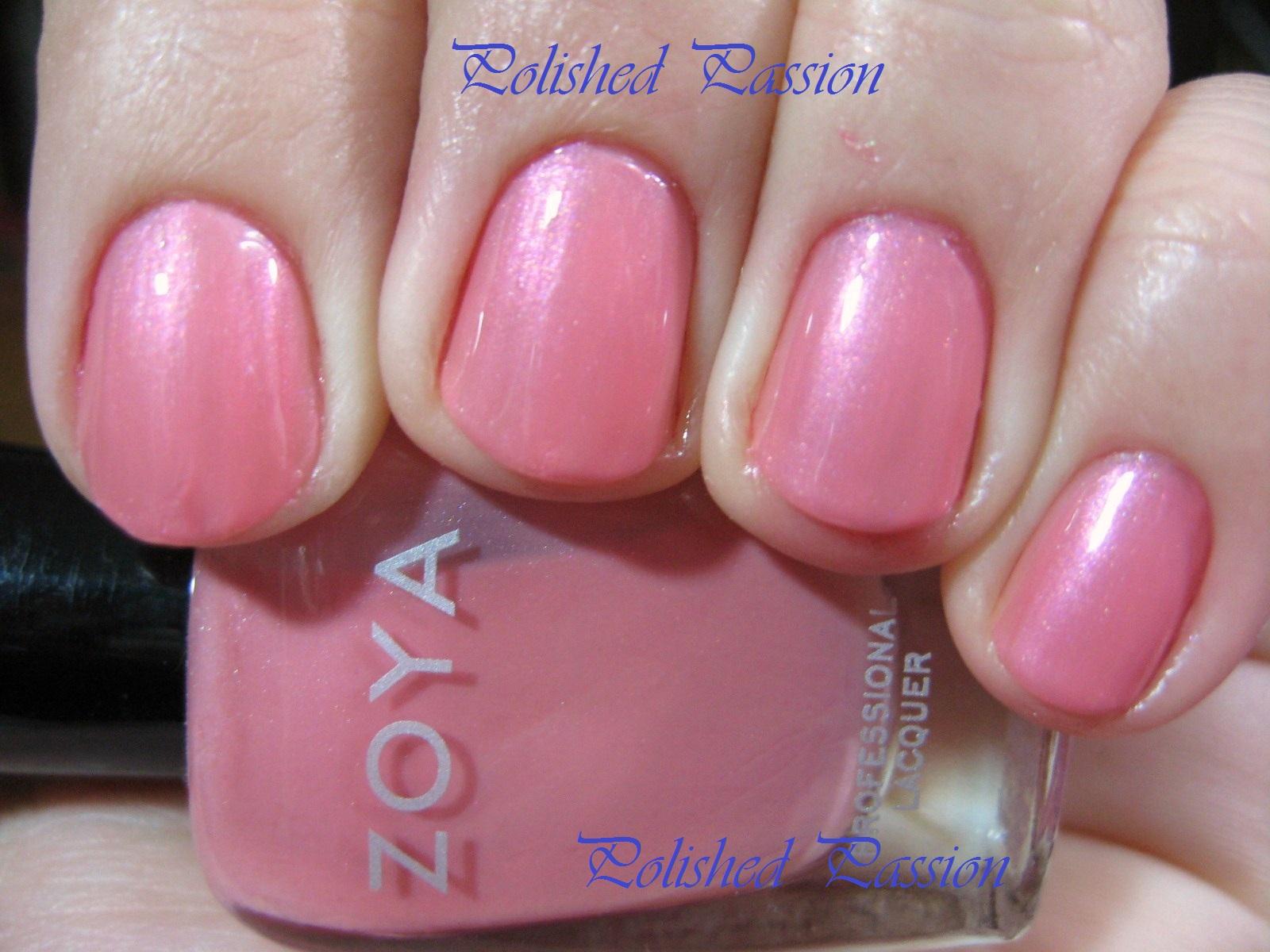 Polished Passion: Zoya, Take Four!