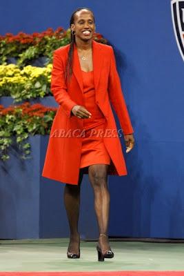 Jackie Joyner Kersee, US Open
