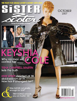 Keyshia Cole, S2S cover