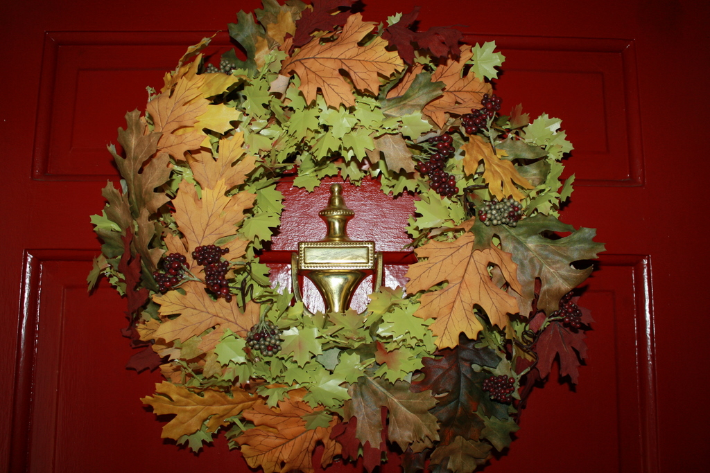 Tuesday trends november decor in our home sweet for November home decorations