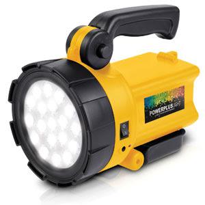 powerplus rechargeable led spot light ing lele s headquarter