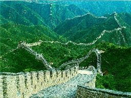 Natural landscape image, picture and wallpaper of great wall of china