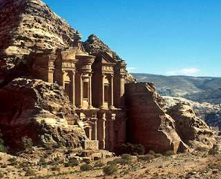 beautiful and natural petra jordan wallpapers, Petra jordan photos, popular 7 wonders of the world, petra jodran pictures