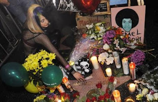 michael jackson funeral arrangement wallpapers, pop singer images