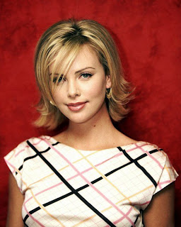 Model Charlize Theron beautiful wallpapers