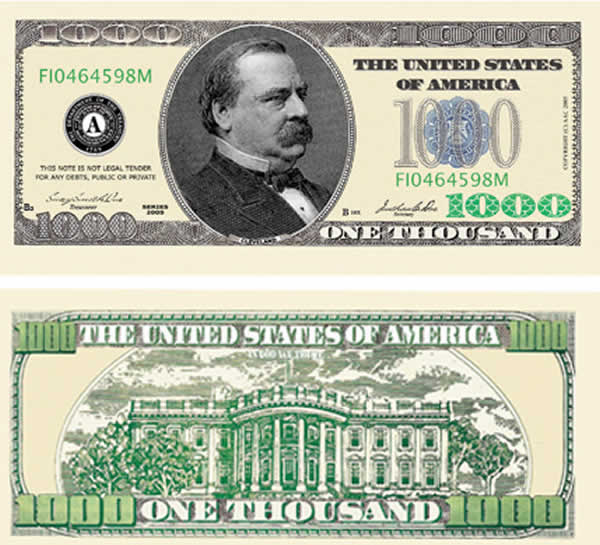 dollar bill. New-1-Dollar-Bill. AlBDamned