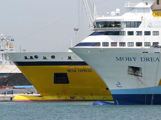 Livorno daily photo mine is longer for Mega express 2 piscine