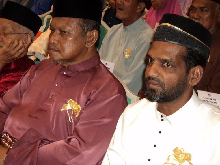 Anugerah Tokoh Maal Hijrah Kepimpinan Saudara Muslim 1432H