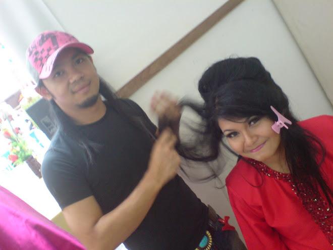 de hair do...