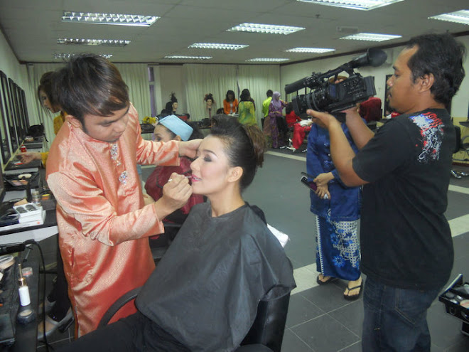 Makeup Sheera Iskandar