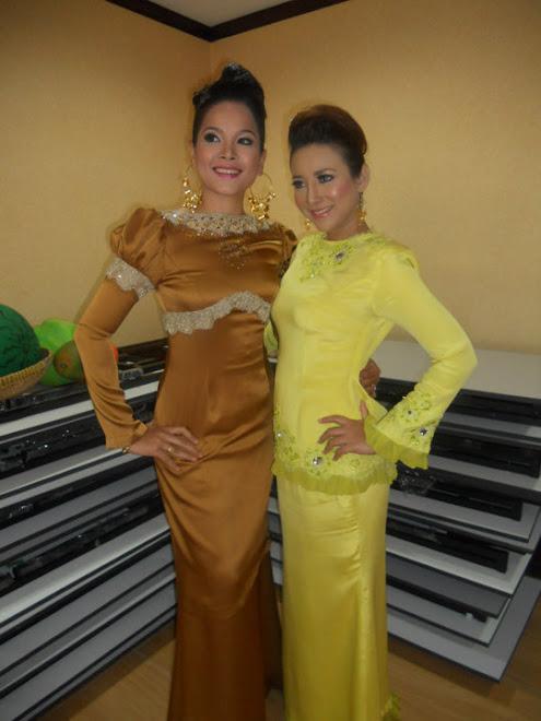 MAKEUP & HAIRDO: ANITA & SALINA SAIBI