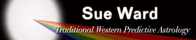 Sue Ward's Web Log