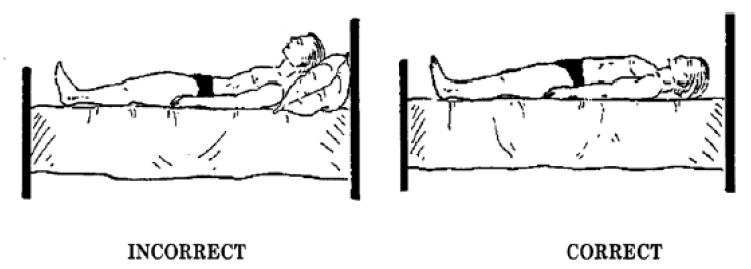 Better To Sleep With A Pillow Or Without One