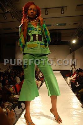 Ladybrille Fashion Police Nigeria Fashion Week