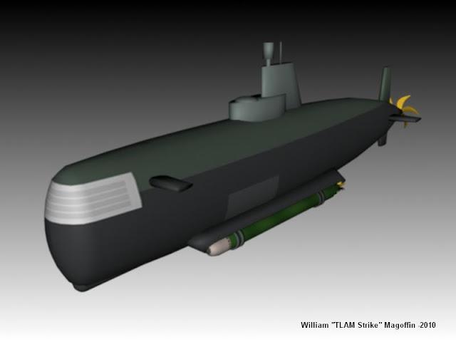غواصات كوريا الشماليه North Korean submarine Yugo+with+fish