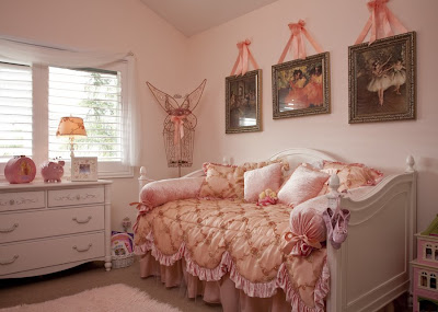 This Bedroom Was Created For A Little Girl With Big Style.