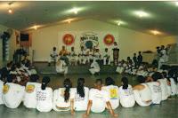 Associação de Capoeira Nova Visão, fundada por Mestre Chocolate