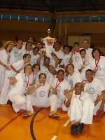 Associação de Capoeira Nova Visão no VII Campeonato Paulista - Arquivo do Grupo
