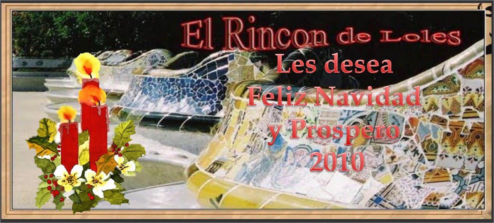 EL RINCON DE LOLES