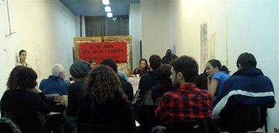 """El martes 27/05 se realizó en IUNA, las charla-debate: """"1968: el ascenso revolucionario"""""""